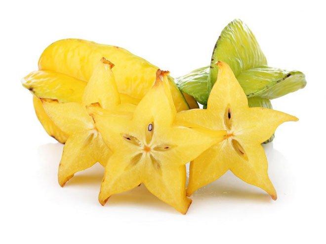 karambola yıldız meyvesi